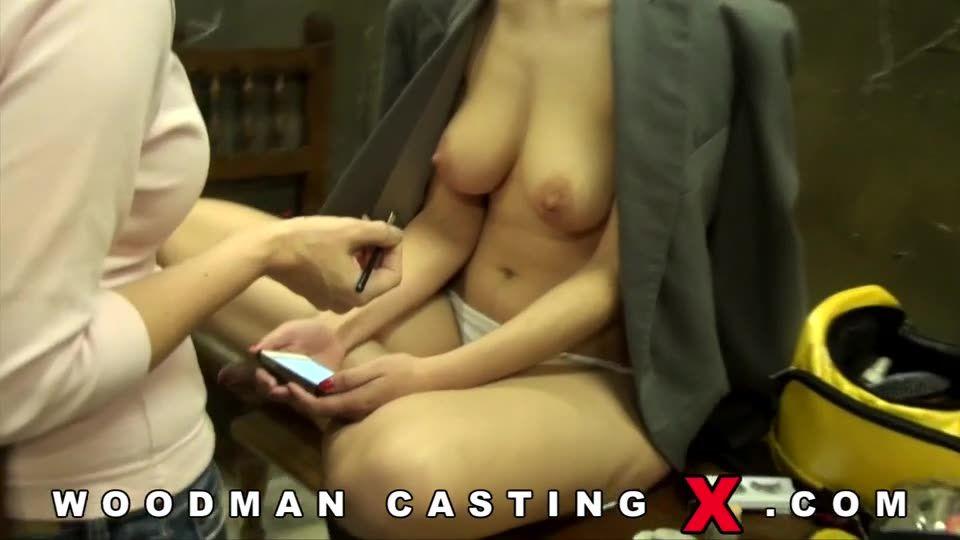 [WoodmanCastingX / PierreWoodman] Casting X 119 - Valentina Nappi (DP)/(Casting)