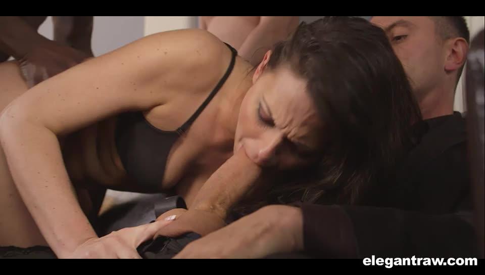 [ElegantRaw] Cheating Milfs 03 - Simony Diamond (DP)/(MILF)