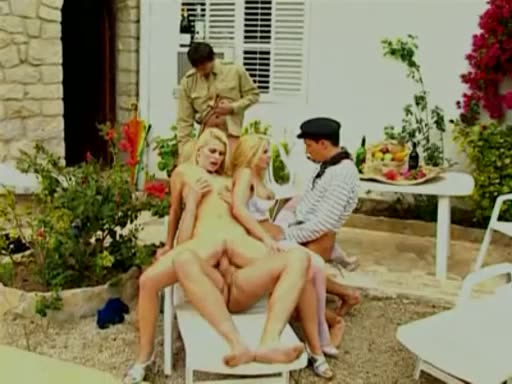 [Helen Duval / Marc Dorcel] Call-girls service / Netmeeting / Net Surfers – Sex on the Beach - Sandra Russo, Nataly Dune, Nicole Taylor (Orgy)/(Stockings)