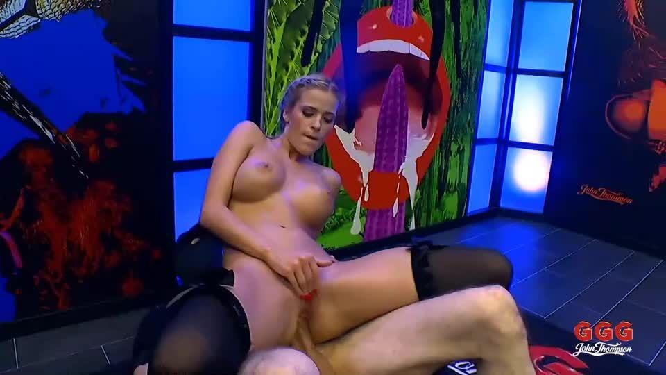 Ria Sunn Die Sperma Lady (JTPron / GGG) Screenshot 1