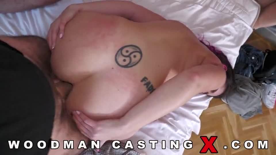 [WoodmanCastingX] Casting - Melina May (DP)/(Piersing)