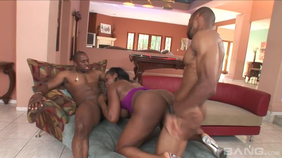 Black Ass Addiction 2 / Full Anal Access (Jules Jordan) Screenshot 4