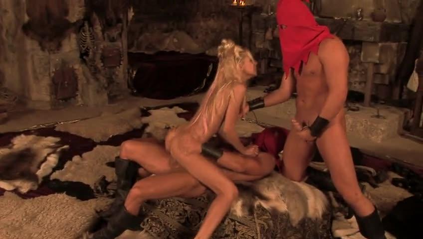 [Ninn Worx] Xcalibur 2: The Lords of Sex - Boroka Bolls (DP)/(2M1F)