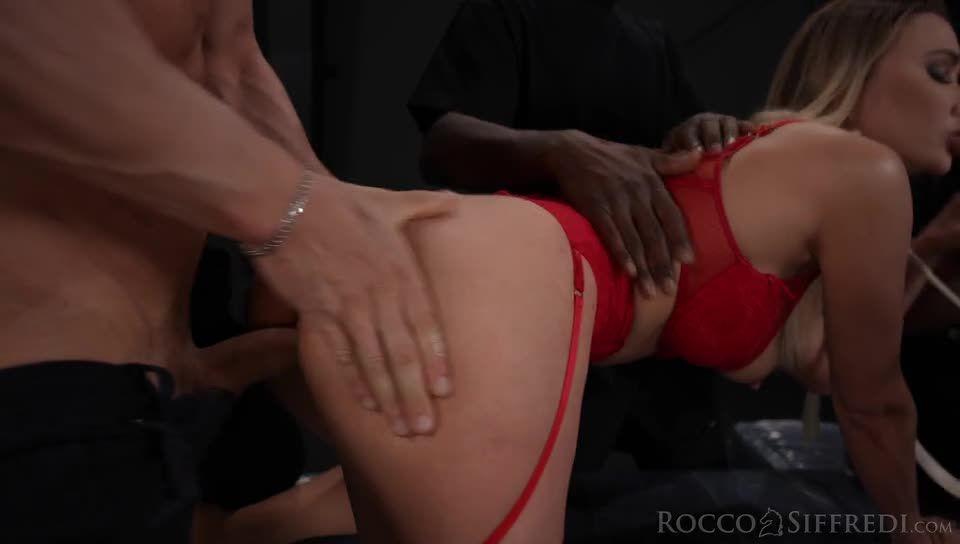 The Spanish Stallion: Sybil's Power of Seduction (Rocco Siffredi / Evil Angel) Screenshot 1