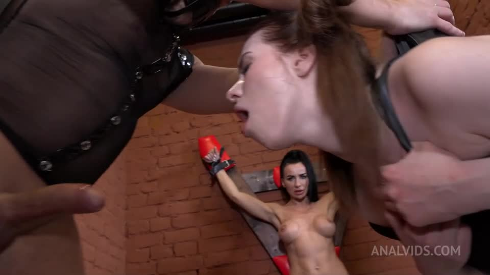 Hard Fuck With Mom And Her Step Daughter! Anal Destruction and Piss Drink from Anal NRX112 (LegalPorno / AnalVids) Cover Image