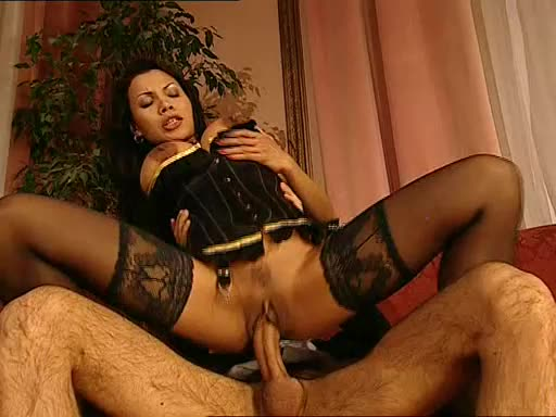[Boss Film] Suor ubalda 1 - Elena Del Monaco, Asia (DP)/(High Heels)