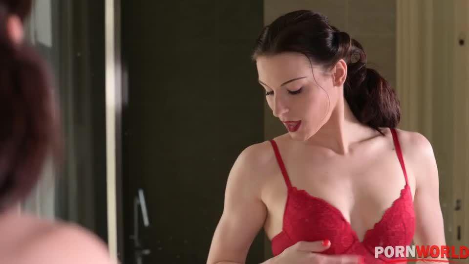 Cuck Husband Arranges DP Threesome For Cheating Slut Wife (HandsOnHardcore / PornWorld) Screenshot 0
