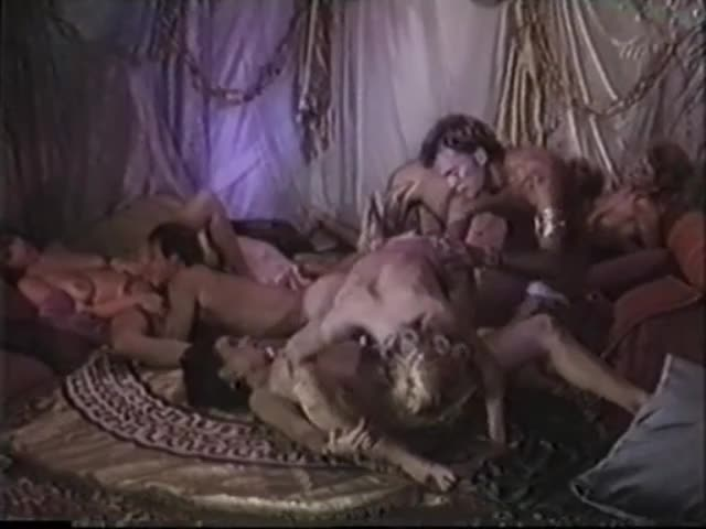 [Vivid] I Dream of Ginger / Ginger's Dreamworld - Bunny Bleu, Laurie Smith, Christy Canyon (Orgy)/(Vintage)
