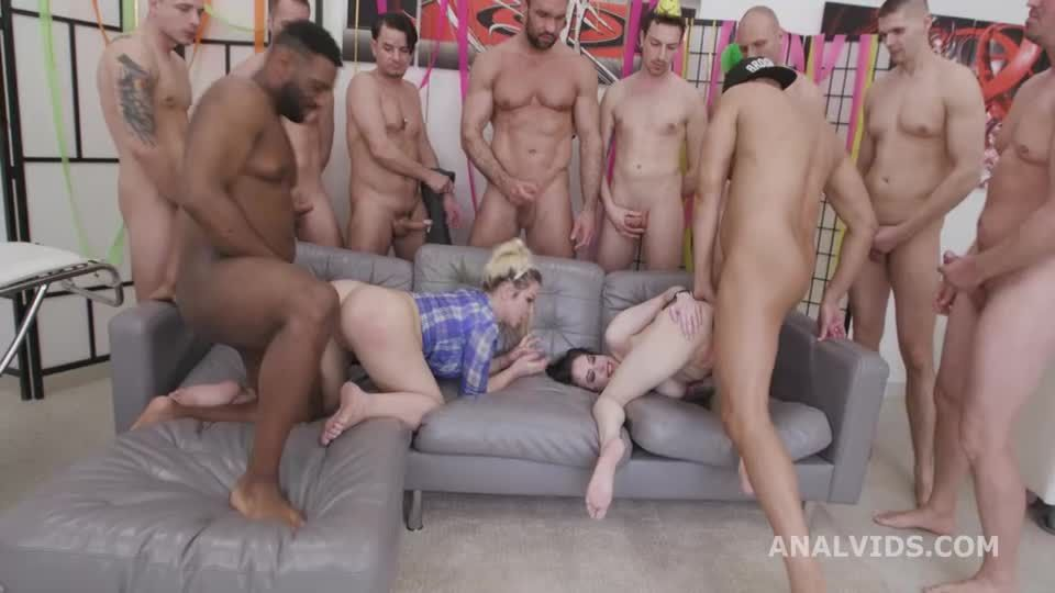 Happy Wet B-day #2, 13 boys, DAP, ButtRose, Pee Drink, a Fucking Cake and Swallow (LegalPorno) Screenshot 1