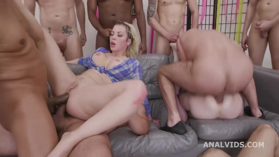 Happy Wet B-day #2, 13 boys, DAP, ButtRose, Pee Drink, a Fucking Cake and Swallow (LegalPorno) Screenshot 5