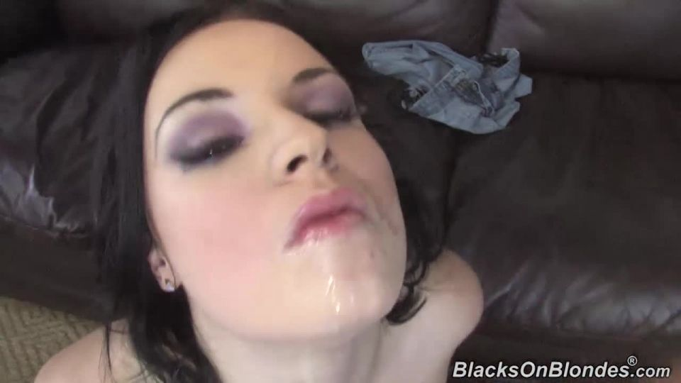 Two Big Black and on the Attack (BlacksOnBlondes) Screenshot 9