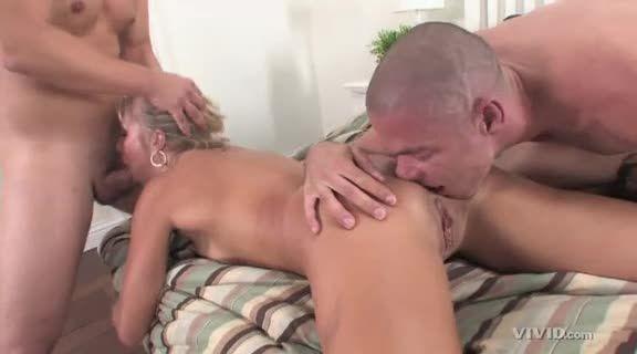 [Vivid] Cum for Me Nikki Jayne - Nikki Jayne (DP)/(Blonde)