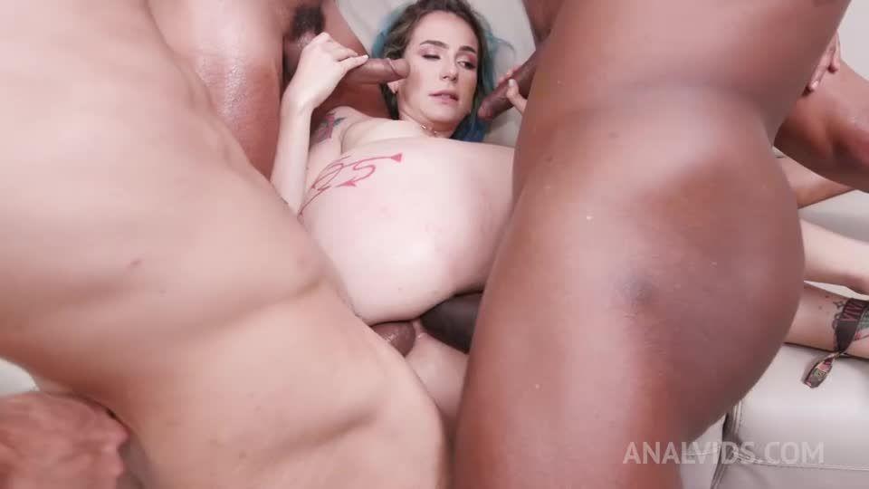 Intense anal fucking and Double Penetration YE066 (LegalPorno / AnalVids) Screenshot 6