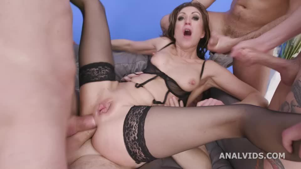 Goes Wild and Wet, With Balls Deep Anal, DAP, Anal Fist, TP, Pee Drink and 5 Swallow (LegalPorno) Screenshot 4