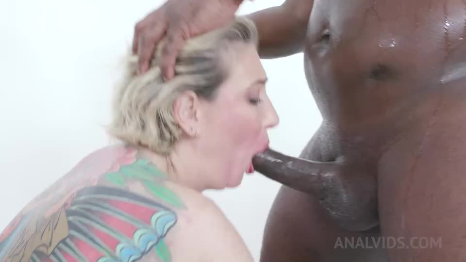 Enjoys ass pounding with 3 BBC KS160 (LegalPorno) Screenshot 7