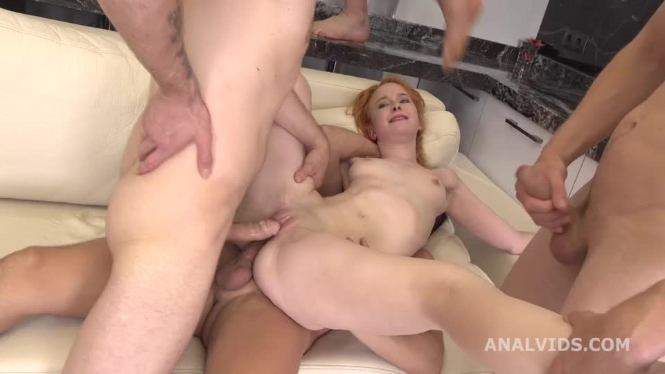 [LegalPorno] Russian Pee, Balls Deep Anal, DAP, Big Gapes, Pee Drink and Swallow - Sweetie Plum (GangBang)/(4M1F)