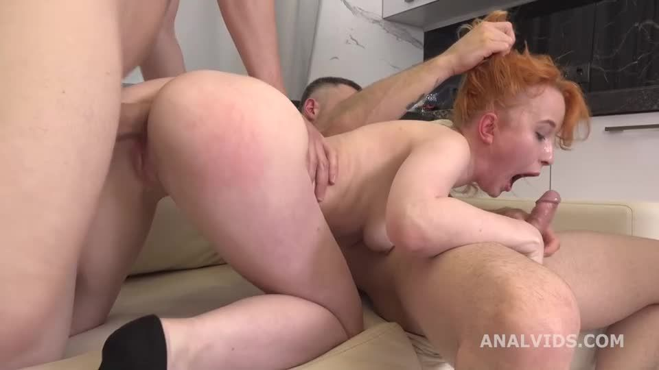 Russian Pee, Balls Deep Anal, DAP, Big Gapes, Pee Drink and Swallow (LegalPorno) Screenshot 1