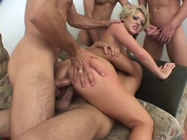 [Diabolic Video] Gangbang Auditions 21 - Sophie Dee (GangBang)/(5M1F)