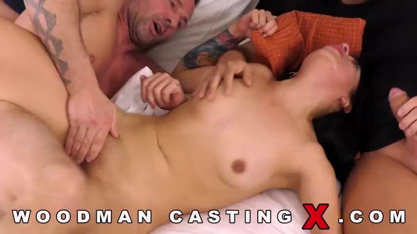 [WoodmanCastingX] Casting X 186 - Mathilde Ramos (DPP)/(Brunette)
