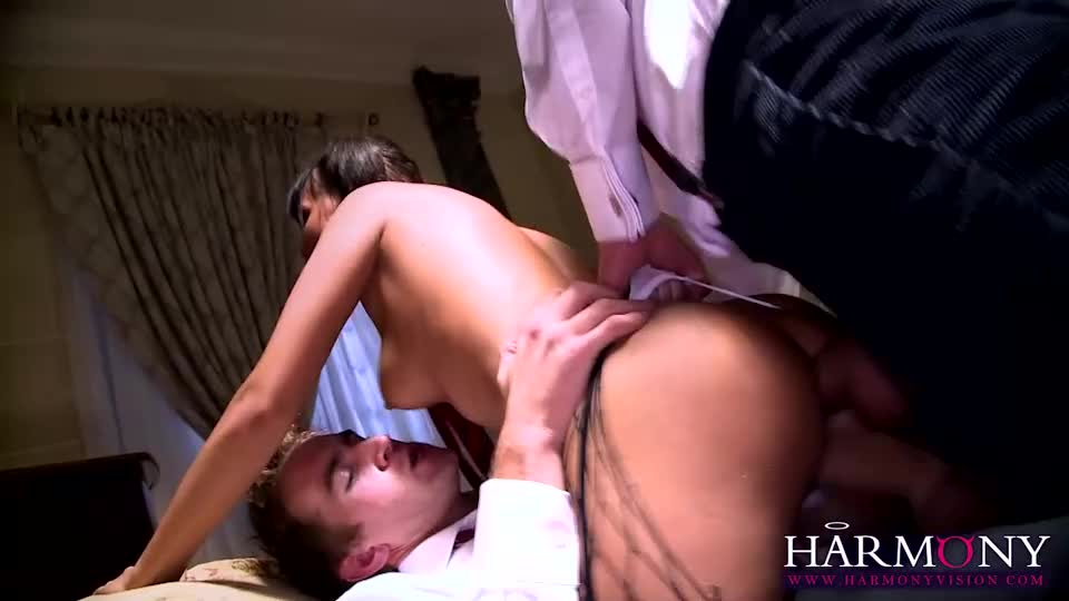 Young Harlots: Bad Behavior (Harmony Films) Cover Image