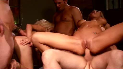 [Sin City] Sodom 3 - Leah Moore, Kissy Kapri (Orgy)/(Big Tits)