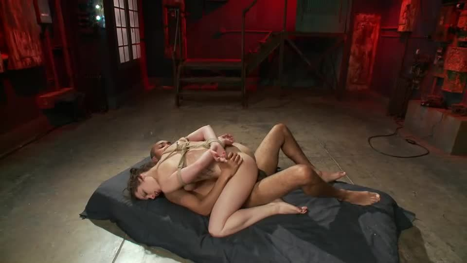 French Anal Whore Double Teamed (FuckedAndBound) Screenshot 7