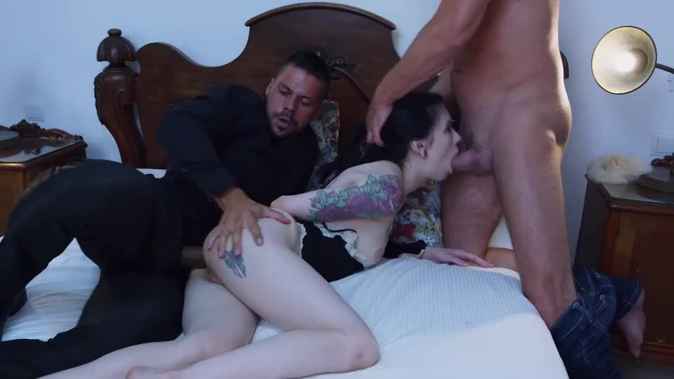 Anna De Ville: Sex Addict (Harmony Films) Screenshot 2