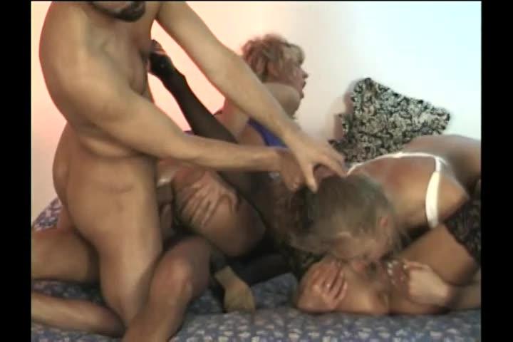 [Anabolic Video] Assman 4 - Brigitta, Bianca, Deborah Valentine (Orgy)/(Brunette)