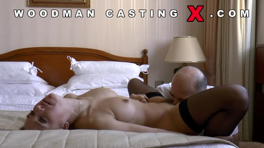 [WoodmanCastingX / PierreWoodman] Casting X 142 - Electre (DP)/(Stockings)