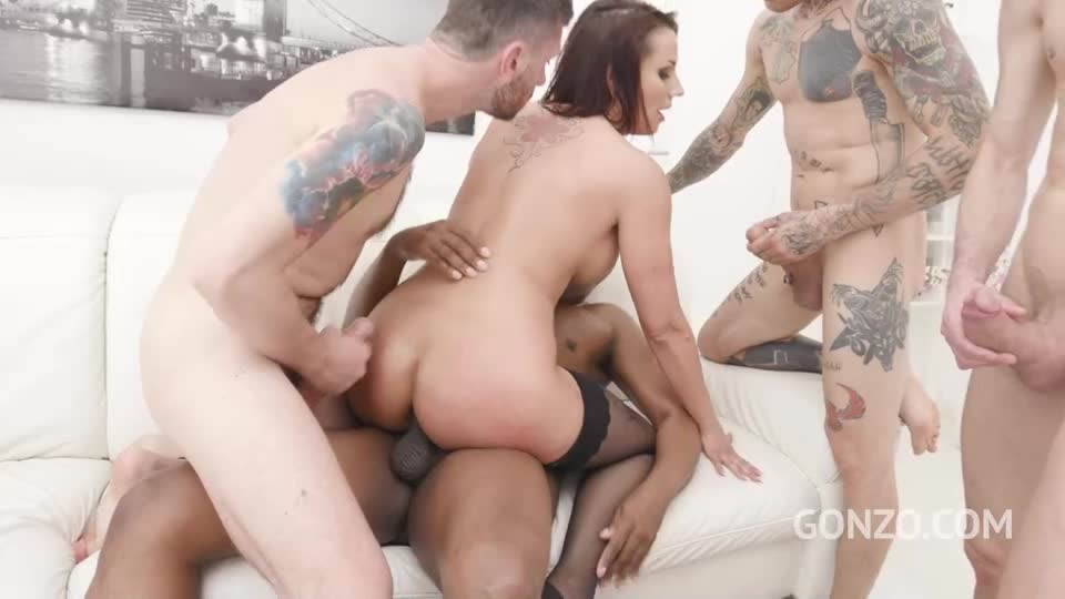 [LegalPorno / AnalVids / Gonzo] Returns to Gonzo for hot anal fuckign with intense DP and DAP - Jolee Love (DAP)/(High Heels)