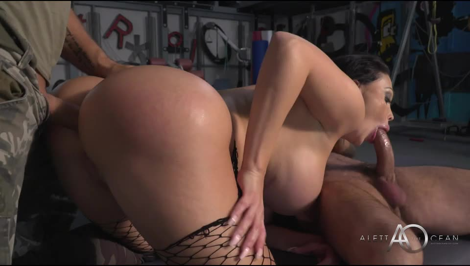 [AlettaOceanLive] The Commander - Aletta Ocean (DP)/(3M1F)