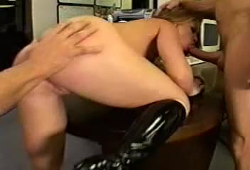 [Anabolic Video] Nice Rack 10 - Amee Donavan (DP)/(High Heels)