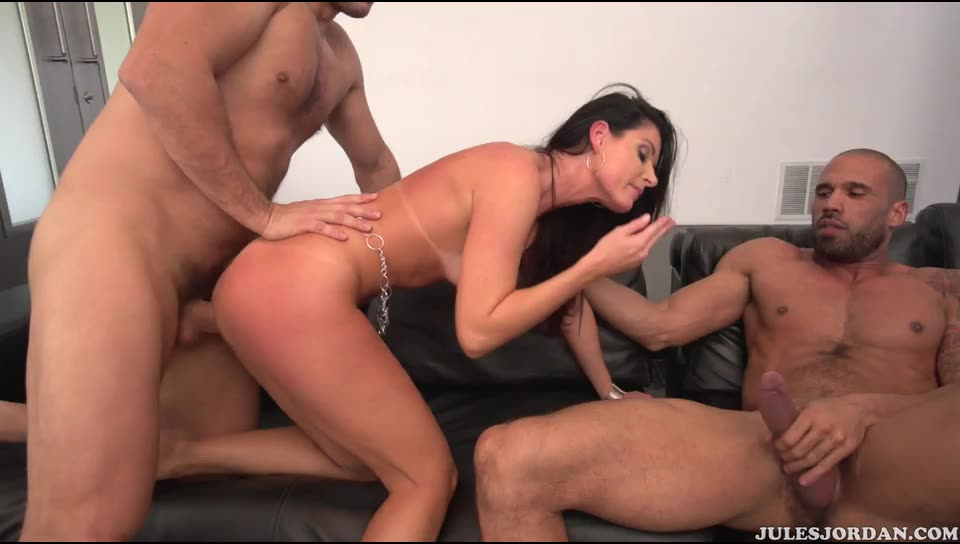 [Jules Jordan] Dirty Rotten Mother Fuckers - India Summer (DP)/(MILF)