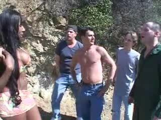 White Washed Gang Bang 1 (Heatwave) Screenshot 0