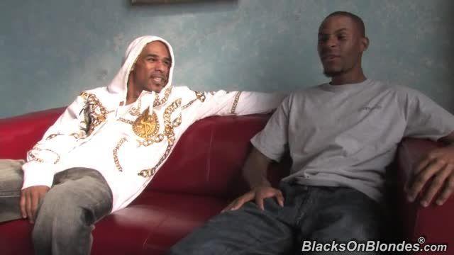 2 Big Two Black for Her White Crack 3 (BlacksOnBlondes / DogFartNetwork) Screenshot 1