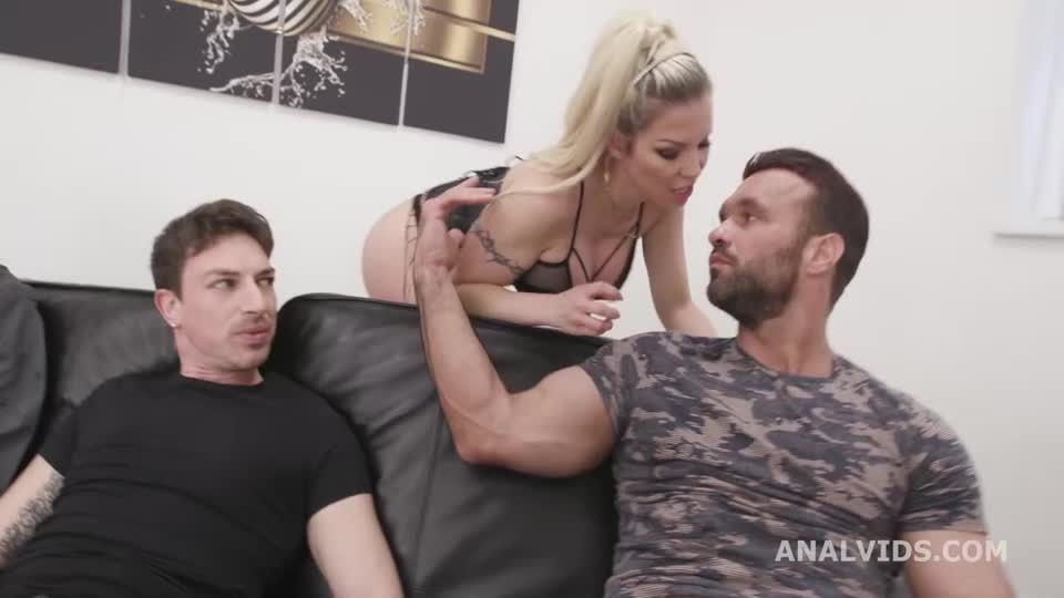 Wet, with Custom Additions from a User, Balls Deep Anal, DAP, Gapes, ButtRose, Dirty Talking, Pee Drink (LegalPorno) Screenshot 0
