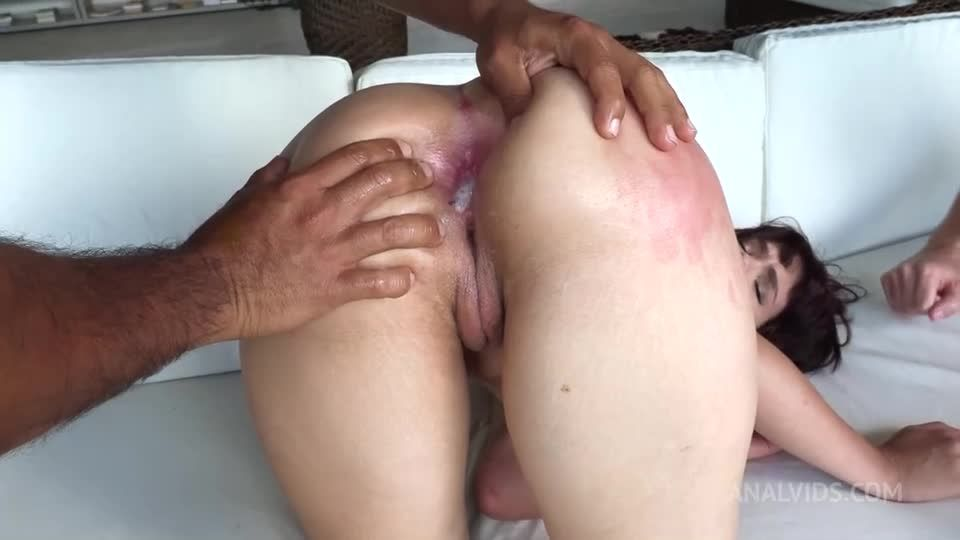 Colombian beauty slut comes back for 2 cocks and her first DP NT073 (LegalPorno / AnalVids) Screenshot 3