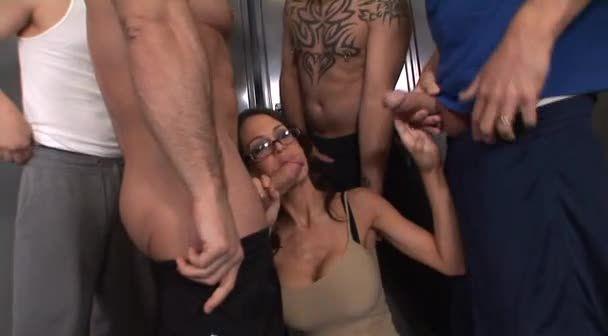 Gangbang Auditions 25 (Diabolic Video) Screenshot 0