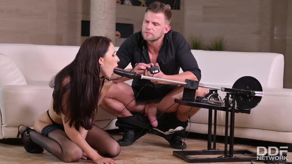 Hardcore BDSM Interracial DP With Submissive Slave (HouseOfTaboo / PornWorld) Screenshot 1