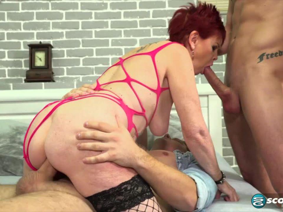 Dpd Hooker (PornMegaLoad / 60PlusMilfs) Screenshot 0
