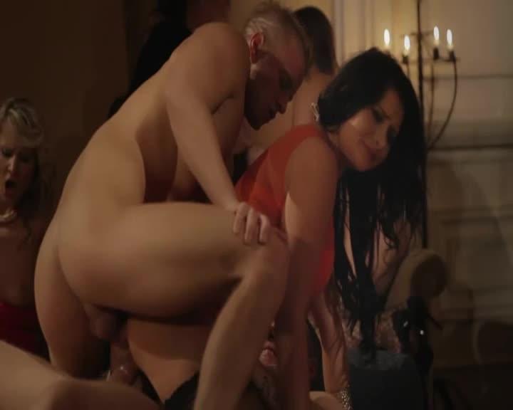 [Marc Dorcel] Last Shag / L'Orgie de l'Apocalypse - Anissa Kate, Anna Polina, Tarra White (Orgy)/(Stockings)