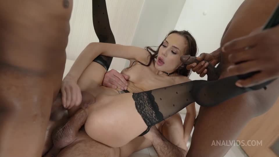 Amazing BBC Interracial and Big White cocks DAP and DP piss crazy piss wheel plays Facial Cumshot NF080 (LegalPorno / AnalVids) Cover Image