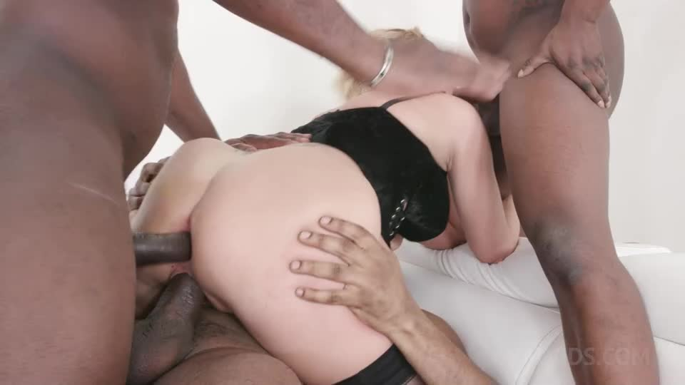 enjoys anal pounding with 3 BBC KS130 (LegalPorno) Cover Image