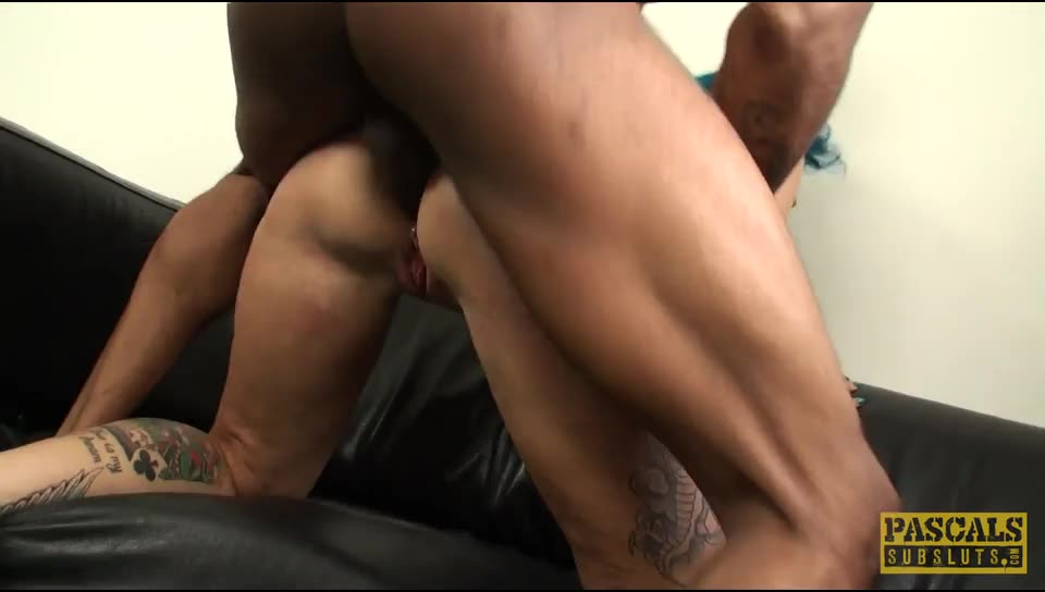 [Pascalssubsluts] Double Dick Punishment For Office Angel - Alexxa Vice (DP)/(2M1F)