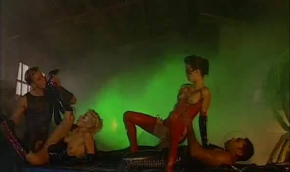 [Private] Pirate Fetish Machine 4: Sex Terminators - Patricia Diamond, Melinda Vecsey (DP)/(High Heels)