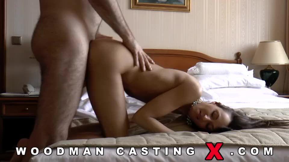 [WoodmanCastingX] Casting X 154 - Tigress (DP)/(Natural Tits)