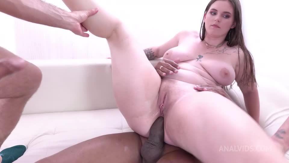 Ballerina piss DP BBC Deepthroat Facefuck cum swallow NF110 (LegalPorno / AnalVids) Screenshot 3