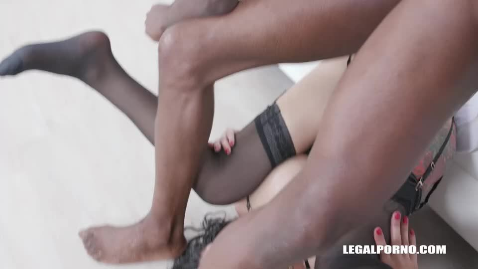 Obedient piss slut takes 7 DAP positions (LegalPorno) Screenshot 6