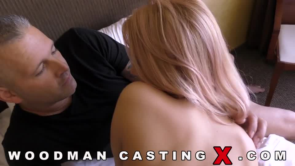 [WoodmanCastingX] Casting X 226 - Sharon White (DP)/(Big Tits)