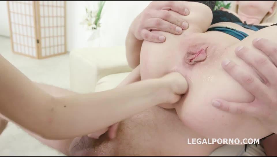 [LegalPorno] Soaking wet! Anal Fist Manhandle Gapes - Francys Belle, Bree Haze (DAP)/(Brunette)